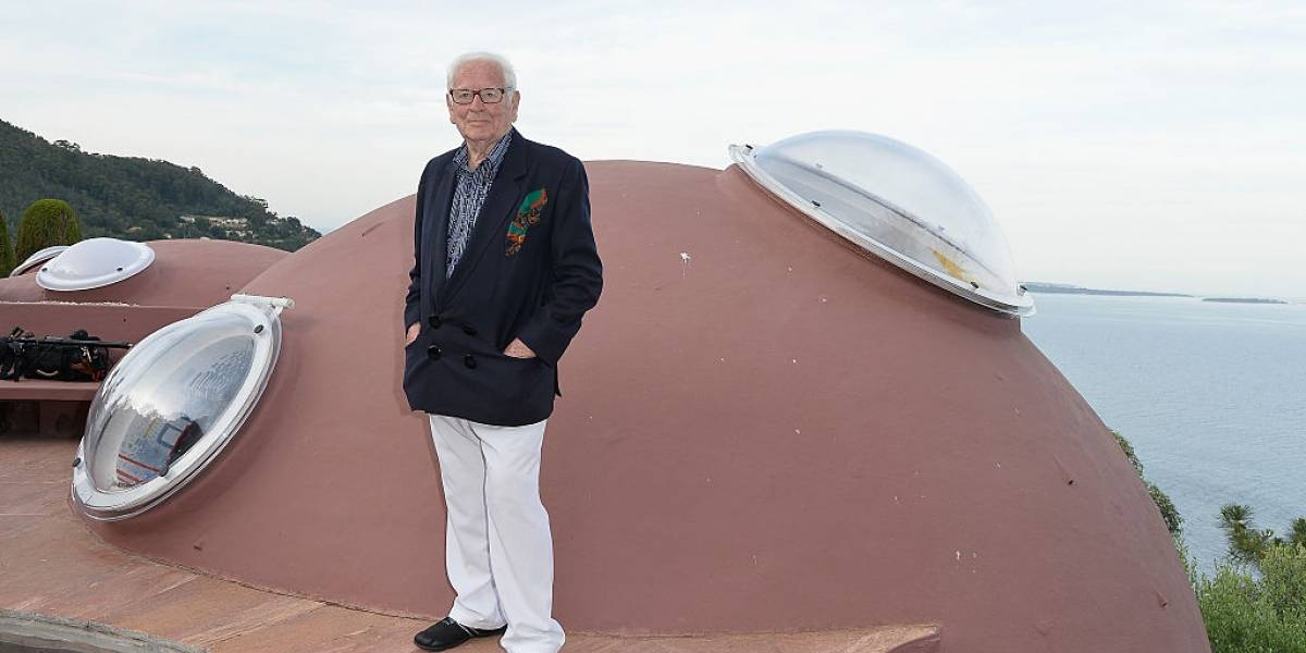 La moda está de luto: a los 98 años murió el famoso diseñador Pierre Cardin