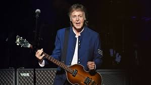 Confirman regreso a Chile de Paul McCartney para marzo de 2019