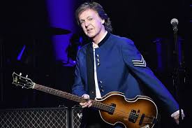 50 mil personas repletaron el estadio Nacional en  concierto de Paul McCartney